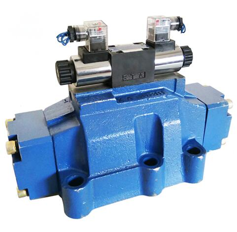 Directional Valves Electro-hydraulically operated 4WEH32