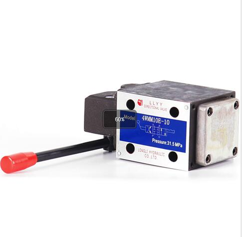 Directional control valves with hand lever type 4WMM10