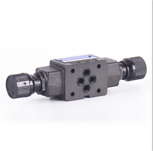 Modular check throttle valves MSW-02