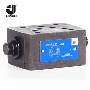 Z2S6 high quality rexroth type hydraulic check valve