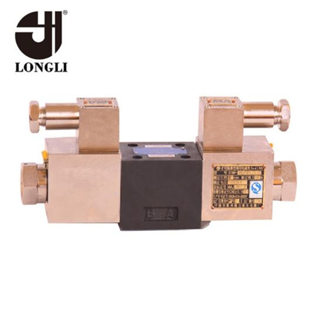 GD-4WE10 directional Rexroth type explosion proof solenoid valves