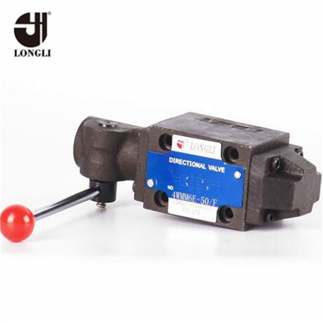 4WMM6/10/16/25 Rexroth Directional Spool Valves with Hand Lever