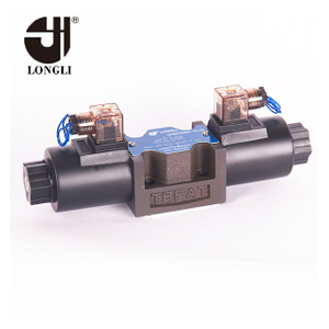 DSG-03-3C6 hydraulic Yuken high pressure solenoid directional operated control valve