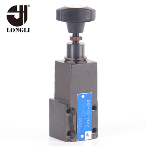 DT02 Yuken Type High Quality Hydraulic Pressure Relief Valve Manual Flow Valve