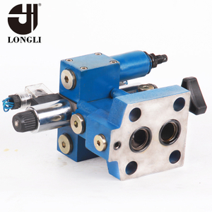 DB3U20E Rexroth Type Hydraulic Pressure Relief Safety Valve Solenoids Coil